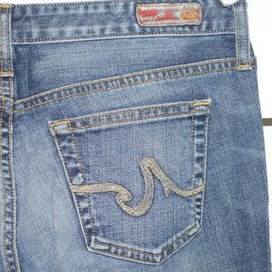 AG Adriano Goldschmied womens jeans size 28 x 33